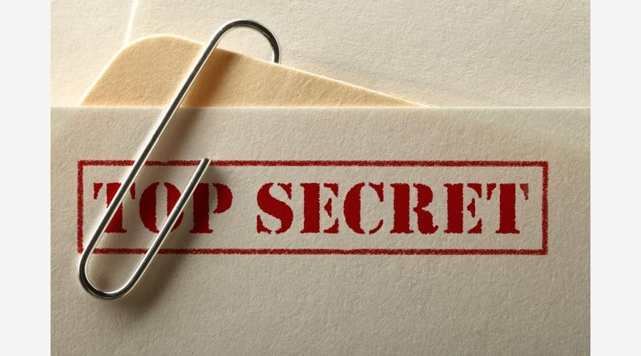 Kan du holde på en hemmelighet…?