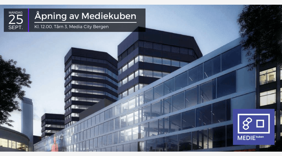 BTO Mediekuben - Opplev mediebransjens innovasjonsmiljø