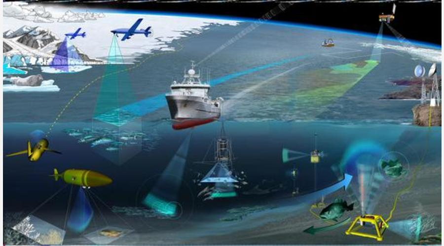 OPPlev Marineholmen - Presentasjoner hos Havlaboratoriet