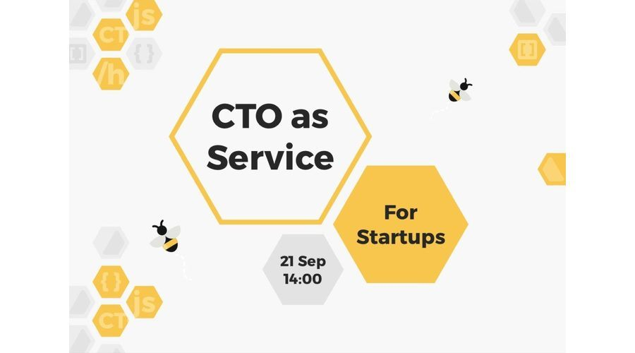 CTO as Service for Startups