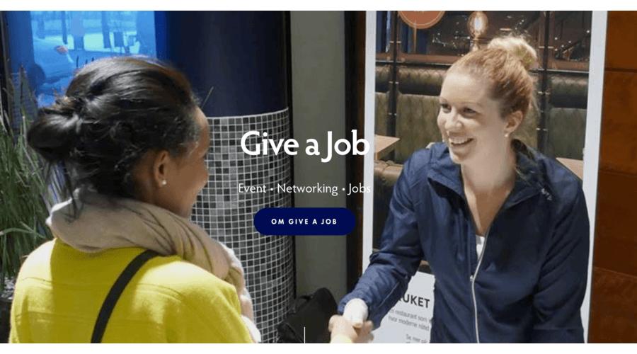 Give a Job