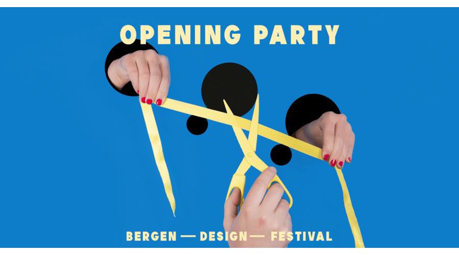 Åpning av Innovasjonsuken OPP + Bergen Design Festival
