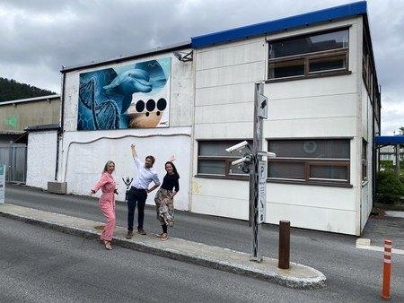 OPPhuset - innovasjonsdistriktets nye møteplass