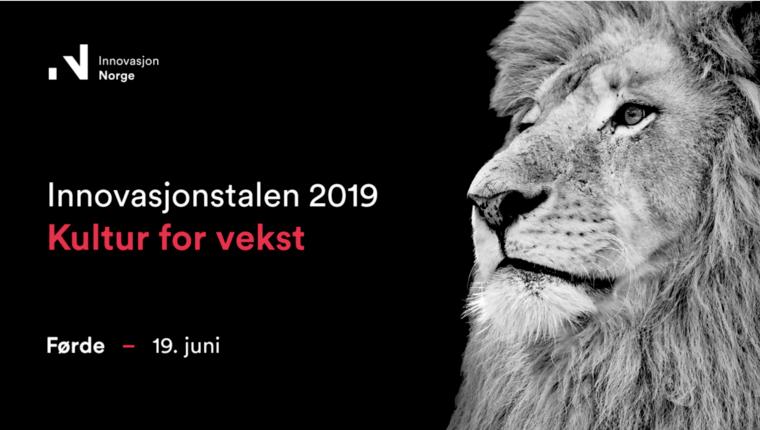 Innovasjonstalen 2019 - Kultur for vekst