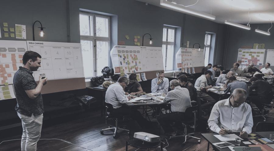 Strukturert innovasjonsarbeid i etablerte virksomheter