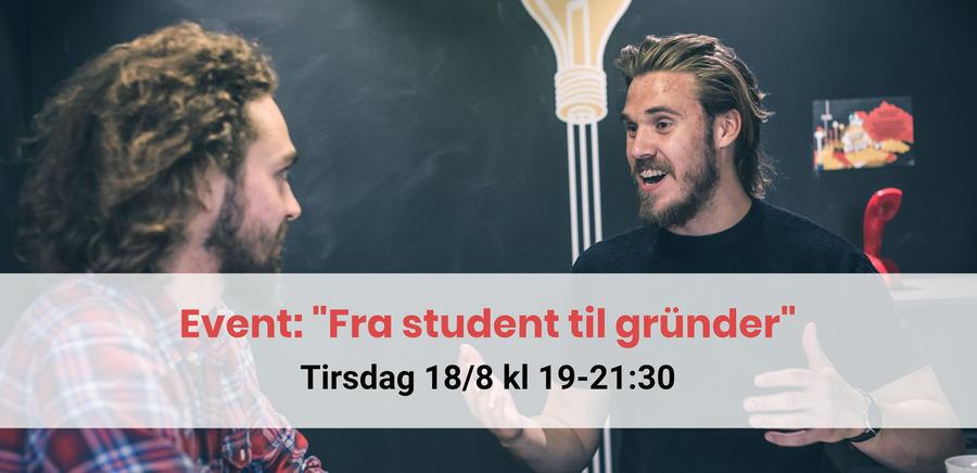 Fra student til gründer i Bergen