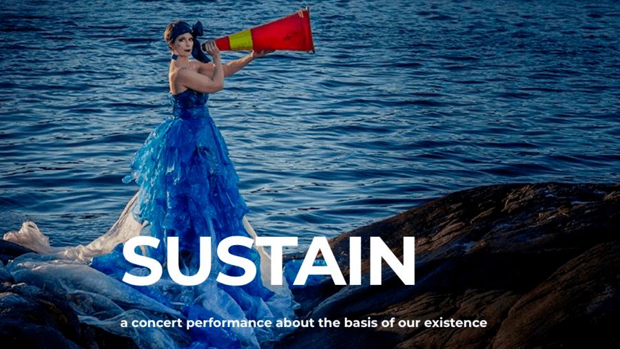 SUSTAIN - En konsertforestilling (OPPlev Marineholmen)