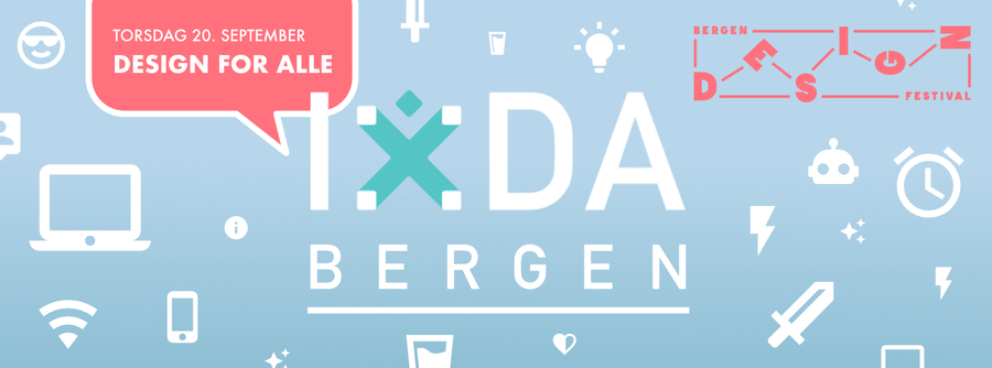 IxDA meetup: Design for alle