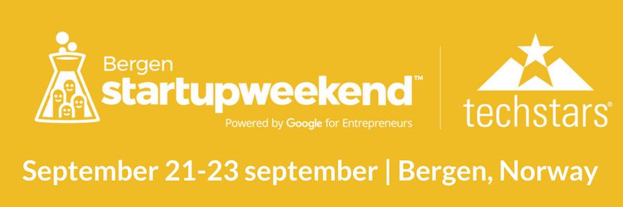 Startup Weekend Bergen