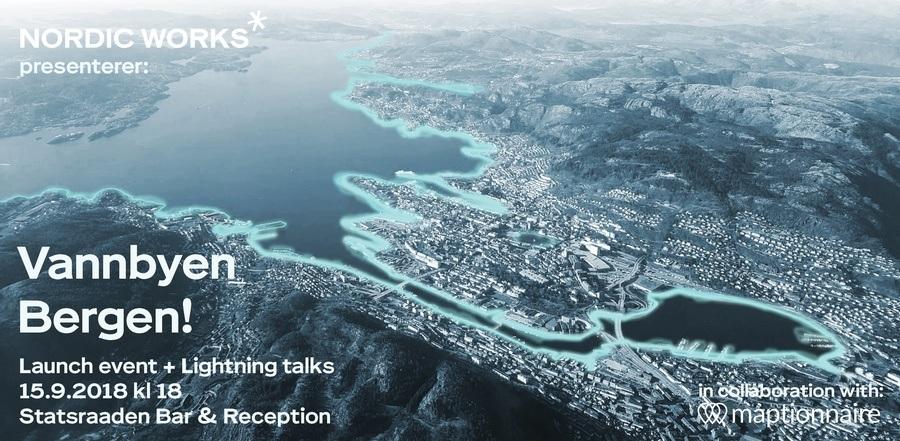 Lightning talks: Vannbyen Bergen