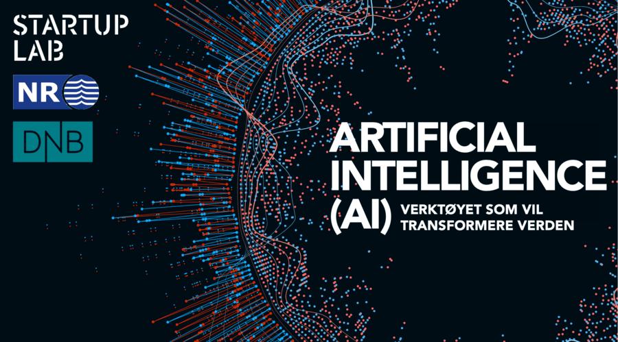 Artificial Intelligence (AI) - verktøyet som vil transformere verden