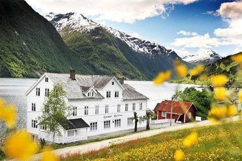 NHO Reiseliv medlemsmøte i Fjærland