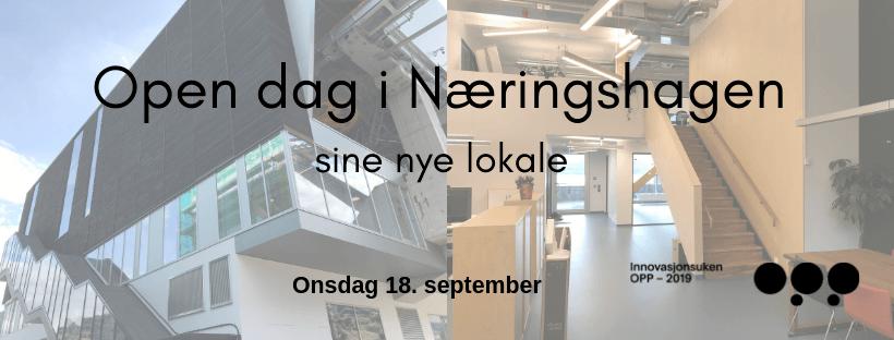 Open dag i Næringshagen på Voss