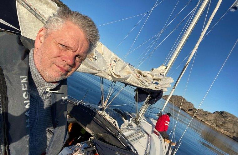 Christian Erichsen er begeistret for Vestlandets skjærgård